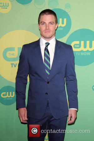 Stephen Amell - The CW Network's New York 2013 Upfront Presentation at The London Hotel - New York City, Manhatten,...