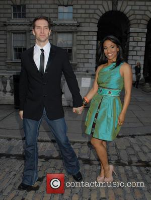 Freema Agyeman - F&F autumn/winter 2013 collection showcase at Somerset House - London, United Kingdom - Thursday 16th May 2013