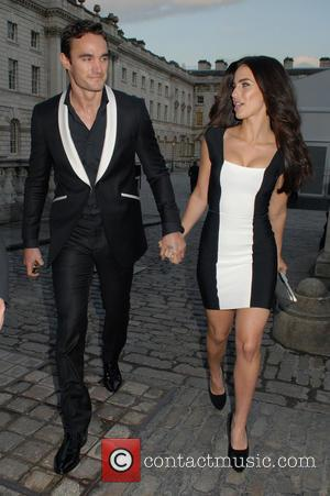 Thom Evans and Jessica Lowndes