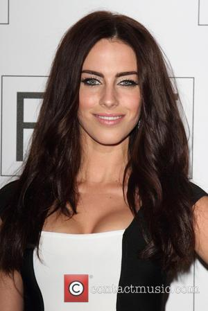 Jessica Lowndes - F&F autumn/winter 2013 collection showcase at Somerset House - Arrivals - London, United Kingdom - Thursday 16th...