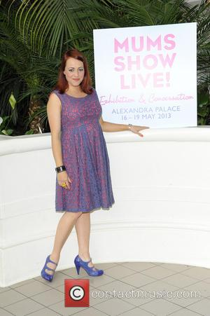 Sarah Cawood - Mums Show Live! photocall in the Palm Court at Alexandra Palace promoting the UK's first exhibition aimed...