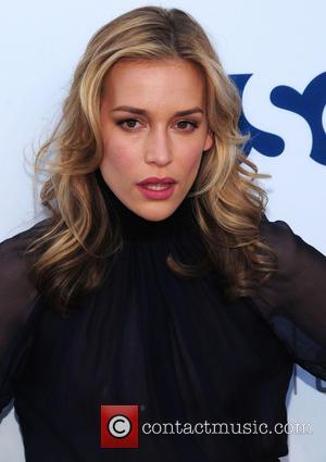 Piper Perabo - 2013 USA Network Upfronts held at Pier 36 - Arrivals - New York, United States - Thursday...