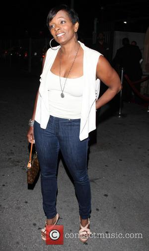 Vanessa Bell Calloway - Celebrities outside The Writer's Room in Hollywood - Los Angeles, California, United States - Thursday 16th...