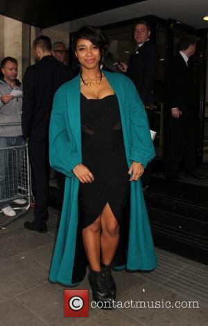 Lianne La Havas - The Ivor Novello Awards at the Grosvenor Hotel - Departures - London, United Kingdom - Thursday...