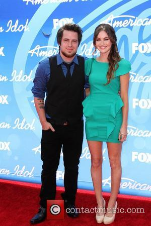 Jonna Walsh and Lee Dewyze