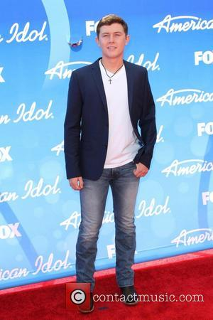 Scotty McCreery - 'American Idol' Finale Results Show live at the Nokia Theatre- Arrivals - Los Angeles, California, United States...