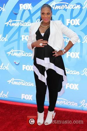 Tamar Braxton - 'American Idol' Finale Results Show live at the Nokia Theatre- Arrivals - Los Angeles, California, United States...