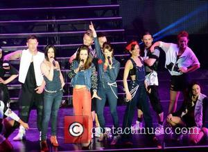 Bwitched - The Big Reunion Tour at the 02 - Dublin, Ireland - Friday 17th May 2013