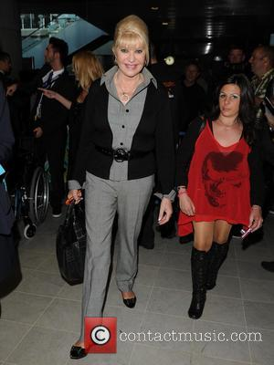 Ivana Trump - Celebrities arrive at Nice Airport during the 66th Annual Cannes Film Festival - Nice, France - Friday...