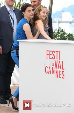 Berenice Bejo and Jeanne Jestin