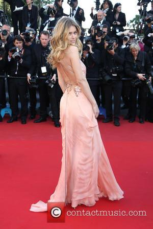 Doutzen Kroes - 66th Cannes Film Festival - 'Le Passe' - Premiere - Cannes, France - Friday 17th May 2013