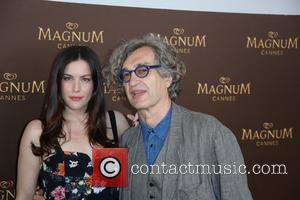 Liv Tyler and Wim Wenders