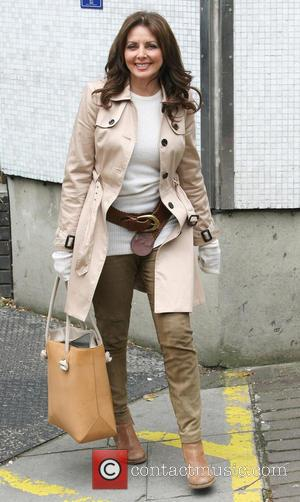 Carol Vorderman - Celebrities at the ITV studios - London, United Kingdom - Friday 17th May 2013