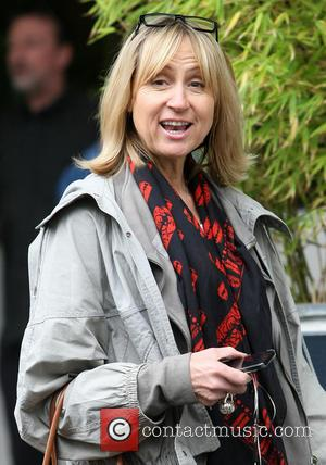 Carol McGiffin - Celebrities at the ITV studios - London, United Kingdom - Friday 17th May 2013