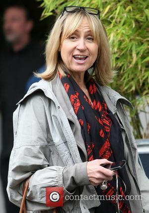 Carol McGiffin - Celebrities at the ITV studios - London, United Kingdom - Friday 17th May 2013