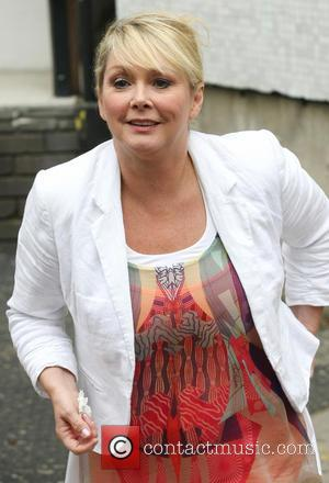 Cheryl Baker - Celebrities at the ITV studios - London, United Kingdom - Friday 17th May 2013