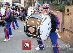 New York Knicks Sticks Drumline