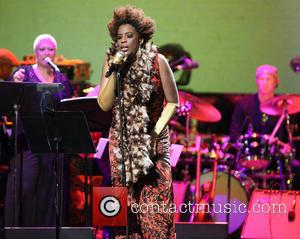 Macy Gray - The Jazz Foundation of America presents 'A Great Night in Harlem' at The Apollo Theater - New...