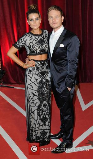 Charley Webb - The British Soap Awards 2013