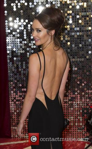 Claire Cooper - The British Soap Awards 2013 held at the Media City - Arrivals - Manchester, United Kingdom -...