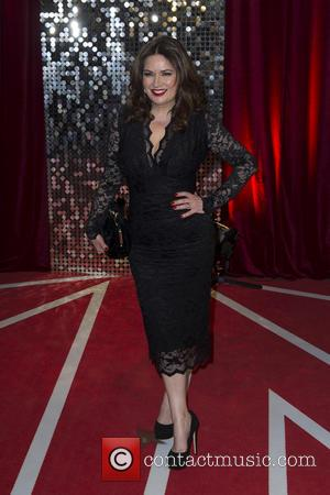 Debbie Rush - The British Soap Awards 2013 held at the Media City - Arrivals - Manchester, United Kingdom -...