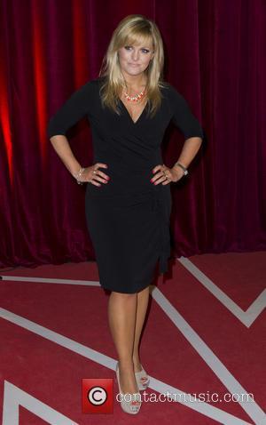 Jo Joyner - The British Soap Awards 2013 held at Media City - Arrivals - Manchester, United Kingdom - Saturday...