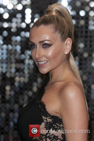 Gemma Merna - The British Soap Awards 2013 held at the Media City - Arrivals - Manchester, England, United Kingdom...