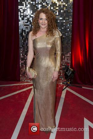 Jennie McAlpine - The British Soap Awards 2013 held at the Media City - Arrivals - Manchester, England, United Kingdom...