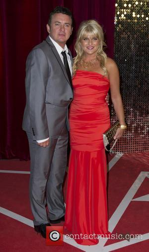 Shane Richie - The British Soap Awards 2013 held at Media City - Arrivals - Manchester, England, United Kingdom -...