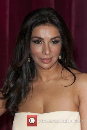 Shobna Gulati - The British Soap Awards 2013 held at Media City - Arrivals - Manchester, England, United Kingdom -...