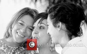Rebecca Zlotowski, Lea Seydoux and Camille Lellouche
