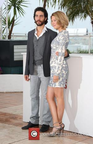 Lea Seydoux and Tahar Rahim