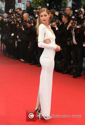 Doutzen Kroes - 66th Cannes Film Festival - Jimmy P. Psychotherapy of a Plains Indian - Premiere - Cannes, France...