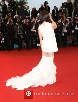 Paz Vega - 66th Cannes Film Festival - Jimmy P. Psychotherapy of a Plains Indian - Premiere - Cannes, France...