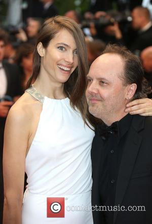 Jessica Miller and Lars Ulrich - 66th Cannes Film Festival - Jimmy P. Psychotherapy of a Plains Indian - Premiere...