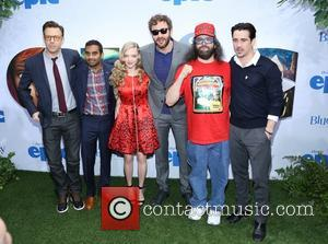 Jason Sudeikis, Aziz Ansari, Amanda Seyfried, Chris O'dowd and Colin Farrell
