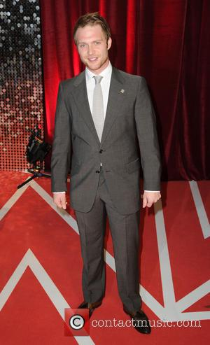 Chris Fountain - The British Soap Awards 2013 - Arrivals - Manchester, United States - Saturday 18th May 2013