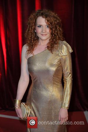 Jennie Mcalpine - The British Soap Awards 2013 - Arrivals - Manchester, United States - Saturday 18th May 2013