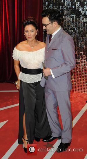 Jessie Wallace - The British Soap Awards 2013 - Arrivals - Manchester, United States - Saturday 18th May 2013