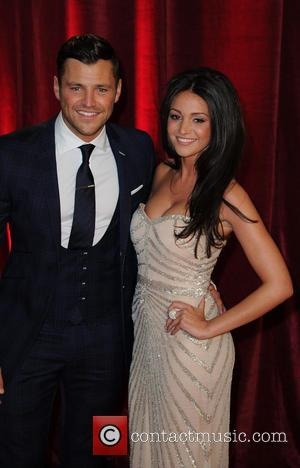 Mark Wright and Michelle Keegan - The British Soap Awards 2013 - Arrivals - Manchester, United States - Saturday 18th...