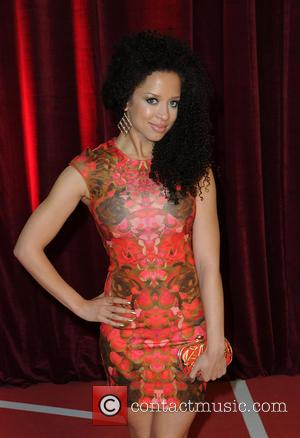 Natalie Gumede - The British Soap Awards 2013 - Arrivals - Manchester, United States - Saturday 18th May 2013