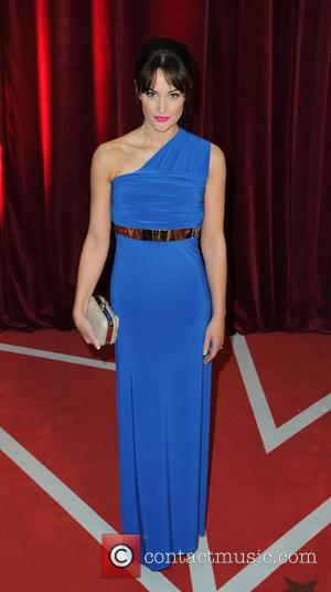 Paula Lane - The British Soap Awards 2013 - Arrivals - Manchester, United States - Saturday 18th May 2013