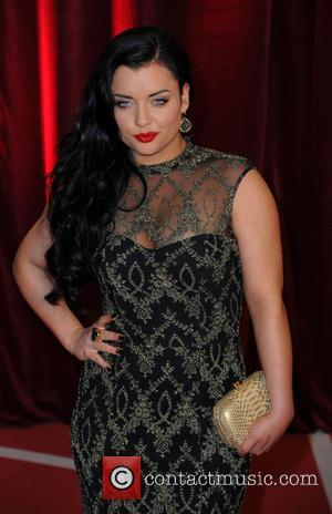 Shona Mcgarty - The British Soap Awards 2013 - Arrivals - Manchester, United States - Saturday 18th May 2013