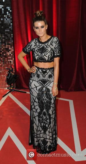 Matthew Wolfenden and Charley Webb - The British Soap Awards 2013 - Arrivals - Manchester, United Kingdom - Saturday 18th...