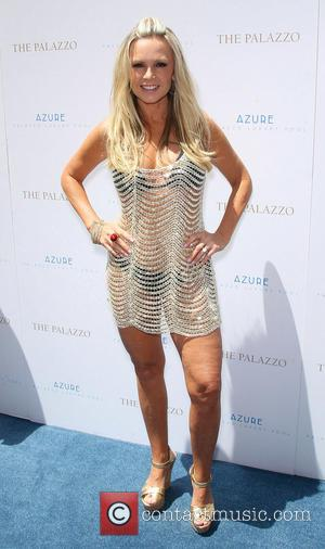 Tamra Barney - Tamra Barney of 'The Real Housewives of Orange County' appears at Azure at the Palazzo - Las...