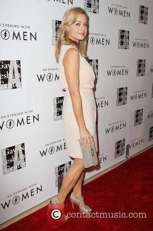 Jessica Collins - L.A. Gay and Lesbian Center's 'An Evening With Women' event held at the Beverly Hilton Hotel -...