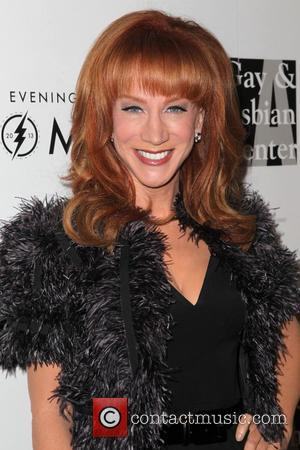 Kathy Griffin - The L.A. Gay and Lesbian Center's 'An Evening With Women' event held at the Beverly Hilton Hotel...