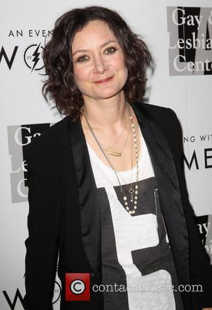 Sara Gilbert - The L.A. Gay and Lesbian Center's 'An Evening With Women' event held at the Beverly Hilton Hotel...
