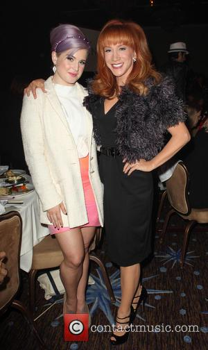 Kelly Osbourne and Kathy Griffin