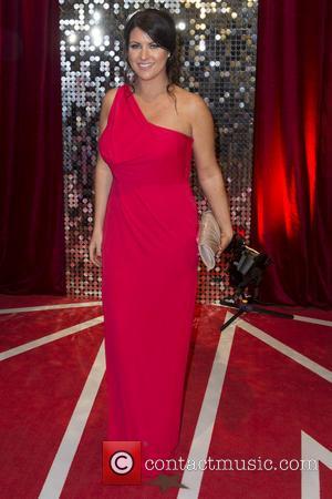 Laura Norton - The British Soap Awards 2013 held at Media City - Arrivals - Manchester, United Kingdom - Saturday...